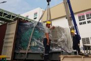install generator 800 Kva @ROYAL TECHNOLOGY (THAILAND) COMPANY LIMITED Chachoengsao